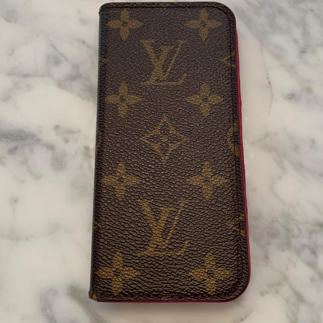 LOUIS VUITTON - Louis Vuitton iPhoneケース(7用)の通販 by mettan1224's shop|ルイヴィトンならラクマ