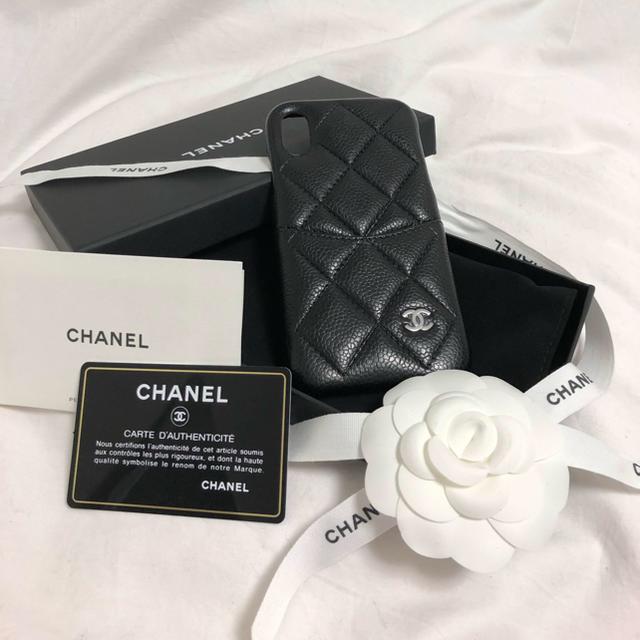 MK iPhone8 ケース 財布型 - CHANEL - 超稀少 CHANEL iPhone X ケースの通販 by loveparis's shop|シャネルならラクマ