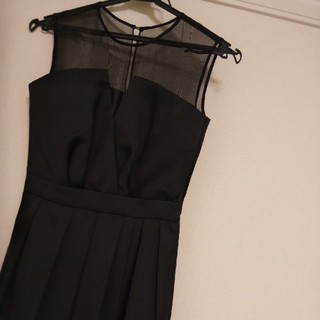 30ba3721d7c8c ラボラトリーワーク(LABORATORY WORK)の結婚式 ドレス ビスチェ風セミロン(ミディアムドレス