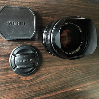 フジフイルム(富士フイルム)の富士フイルム XF35mmF1.4+オマケ (レンズ(単焦点))