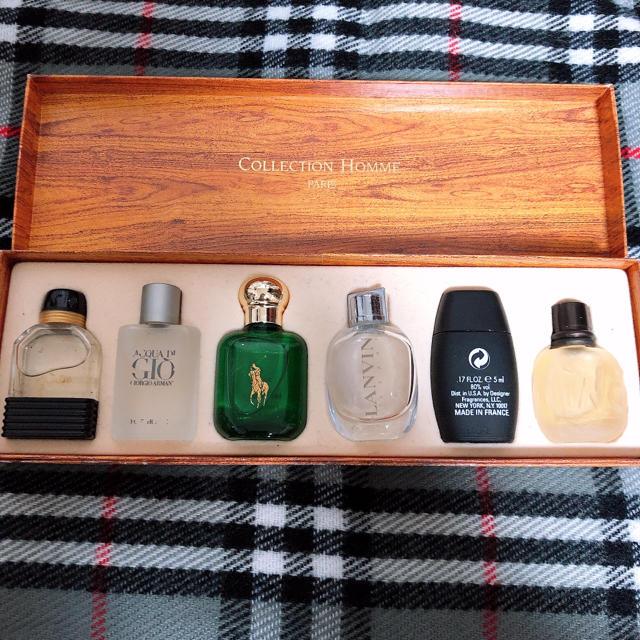 Armani(アルマーニ)のCOLLECTION HOMME PARIS  コスメ/美容の香水(香水(女性用))の商品写真