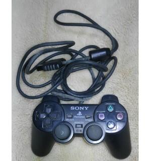 プレイステーション2(PlayStation2)のプレステ2コントローラ1個(その他)