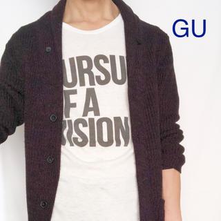 ジーユー(GU)のジーユー GU ニットカーディガン(カーディガン)