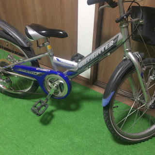 子供用自転車(20インチ)(自転車)