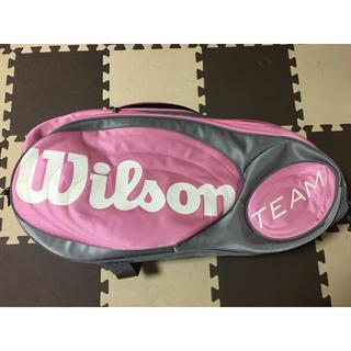 ウィルソン(wilson)のウィルソン ラケットバッグ(バッグ)