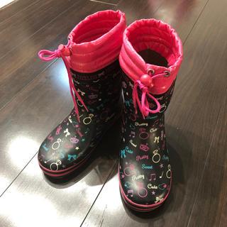 しまむら - 防寒長靴♡21cm