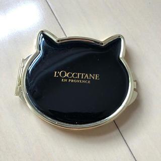ロクシタン(L'OCCITANE)のロクシタン 猫型ミラー(ミラー)