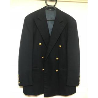 691856573e4fb ポロラルフローレン(POLO RALPH LAUREN)のポロラルフローレン テーラードジャケット 紺ブレスーツ