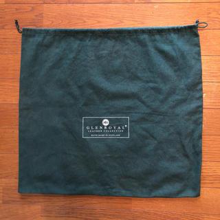グレンロイヤル(GLENROYAL)の  GLEN ROYAL 布製 バッグ カバー ケース(その他)