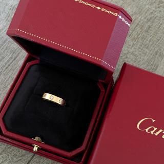 カルティエ(Cartier)のCartier ラブリング YG 6号 ゴールド(リング(指輪))