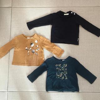 ザラ(ZARA)の子供用ロンT(Tシャツ)