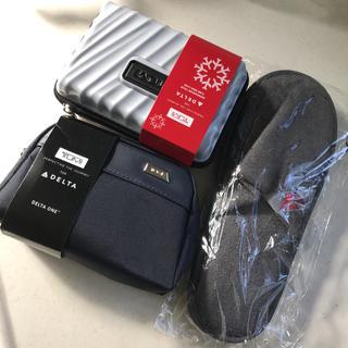 トゥミ(TUMI)のDELTA デルタ航空 ビジネスクラス TUMI トウミ アメニティ2点(旅行用品)