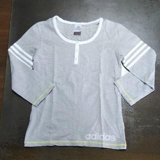 アディダス(adidas)のadidas 7分袖Tシャツ(Tシャツ(長袖/七分))