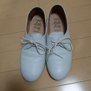 スタディオクリップ(STUDIO CLIP)のスタジオクリップ 本革  レースアップシューズ(ローファー/革靴)