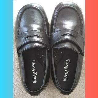 【子ども靴】ローファー(黒)18.0㎝キッズ・フォーマルにも活用☆(ローファー)