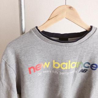 ニューバランス(New Balance)のニューバランス スウェット トップス(トレーナー/スウェット)