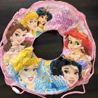 ディズニー(Disney)のプリンセス浮き輪60センチ(マリン/スイミング)