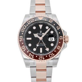 GMTマスターII 126711CHNR(腕時計(アナログ))