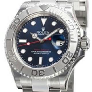 ヨットマスター 116622 [オイスターブレスレット ブルー](腕時計(アナログ))
