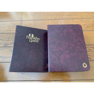 フランクリンプランナー(Franklin Planner)のフランクリンプランナー 手帳 保存用バインダー(手帳)