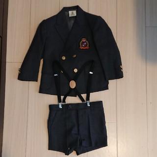 サンヨー(SANYO)の男の子 スーツ 100  3点セット (ドレス/フォーマル)
