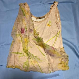 ジョンガリアーノ(John Galliano)のJohn gallianoトップス(Tシャツ(半袖/袖なし))