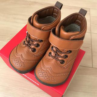 ミキハウス(mikihouse)のミキハウス ブーツ 靴 14センチ 美品(ブーツ)