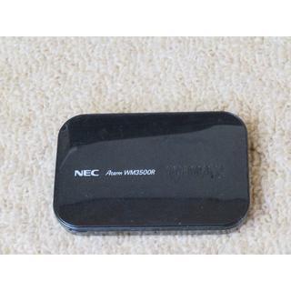 エヌイーシー(NEC)のWIMAXルーター NEC Aterm WM3500R 中古(その他)