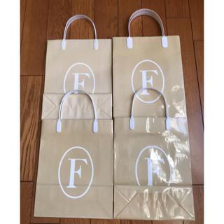 フォクシー(FOXEY)の【FOXEY:フォクシー】◆ショップバッグ♪4点◆(ショップ袋)