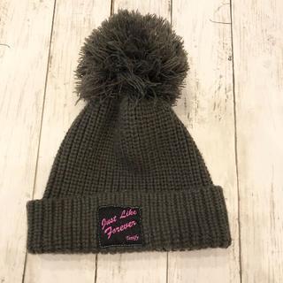 ローズバッド(ROSE BUD)のROSEBUD ローズバッド ニット帽(ニット帽/ビーニー)