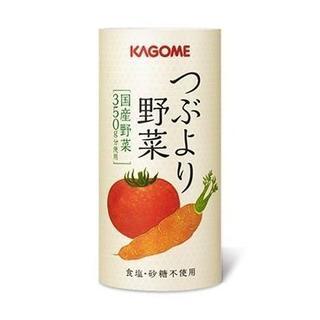 カゴメ(KAGOME)のカゴメ つぶより野菜 15本入り 新品未開封(その他)