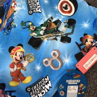 ディズニー(Disney)の新品 ミッキー  ひざ掛け 70×100(毛布)