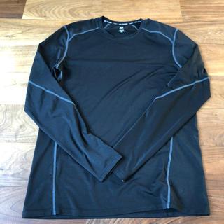 エイチアンドエム(H&M)のH&M トレーニングウェア 長袖黒(ウェア)