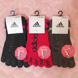 アディダス(adidas)の靴下(ソックス)