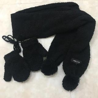 コムサイズム(COMME CA ISM)のコムサイズム マフラー&手袋(マフラー/ストール)