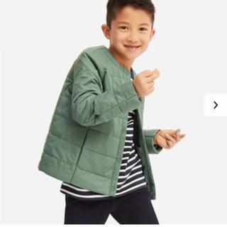 ユニクロ(UNIQLO)の新品 ユニクロ コンパクトジャケット ライトウォームパデット(ジャケット/上着)