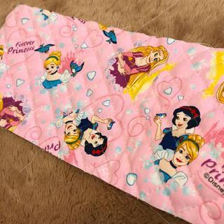 ディズニー(Disney)のハギレ  プリンセス  通園バック(通園バッグ)
