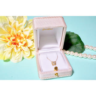 ジュピターゴールドレーベル(jupiter GOLD LABEL)の【jupiter】underpin ネックレス(ネックレス)