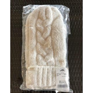ジェラートピケ(gelato pique)の【新品、未使用品】ジェラートピケ ミトン 手袋 ノベルティー(手袋)