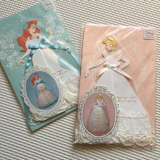 ディズニー(Disney)のディズニープリンセス♡ハニカムカード ♡(キャラクターグッズ)