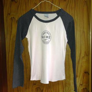 ナイキ(NIKE)のサイズL  165/88A  (Tシャツ(長袖/七分))