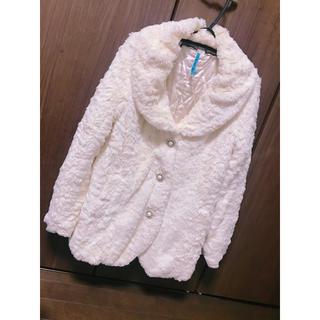 チュー(CHU XXX)のコート(毛皮/ファーコート)