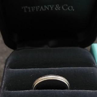 ティファニー(Tiffany & Co.)の値下 ティファニー  シルバーリング 指輪(リング(指輪))