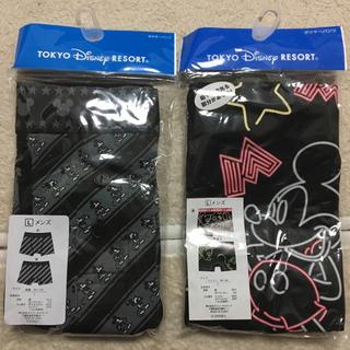 ディズニー(Disney)の新品・未開封☆ディズニー☆ボクサーパンツ☆2枚セット(ボクサーパンツ)