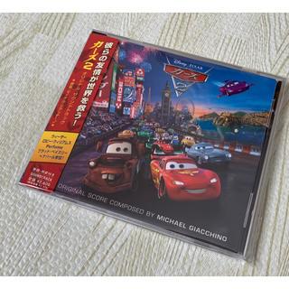 Disney - CD カーズ2 オリジナル・サウンドトラック/マイケル・ジアッチーノ