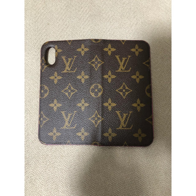 LOUIS VUITTON - ☆完全正規品☆ルイヴィトン iPhone Xケースの通販 by すず's shop|ルイヴィトンならラクマ
