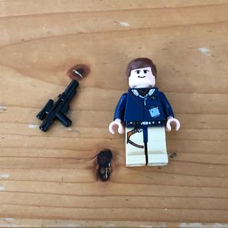 レゴ(Lego)のレゴ スターウォーズミニフィグ ハンソロ(知育玩具)