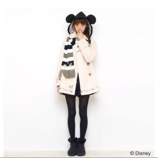 シークレットハニー(Secret Honey)のしーもさま専用☆シークレットハニー☆ファーストデビューPコート☆ミッキー(ピーコート)