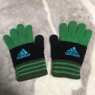アディダス(adidas)のadidas手袋  小学生用(手袋)