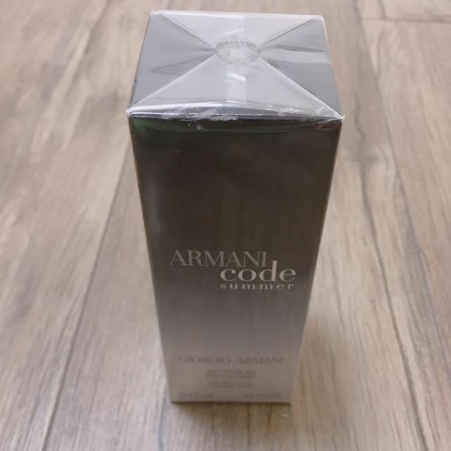 Armani(アルマーニ)のジョルジョアルマーニ コードサマーオーフレッシュ フォーヒム コスメ/美容の香水(香水(男性用))の商品写真
